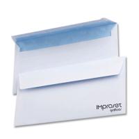 Impresión del reverso de los sobres