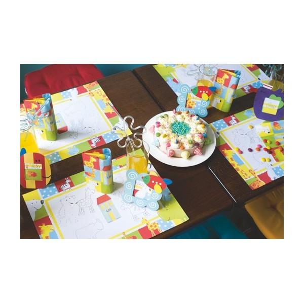 Manteles de papel para mesa restaurante imprenta online for Manteles individuales para mesa