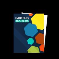 Carteles A3 a color