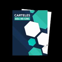 Carteles SRA3 a 2 colores