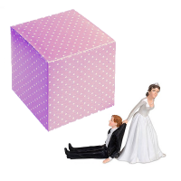 Caja pequeña 5x5x5cm