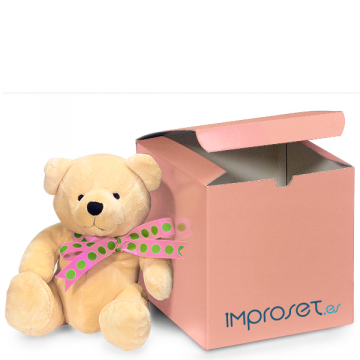 Caja pequeña 10 x 10 x 10 cm