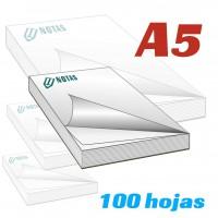 Bloc de notas A5 (14.8x21cm)