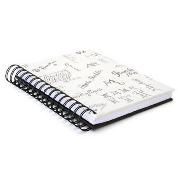 Bloc notas tipo libreta