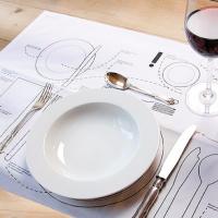 Mantel individual para mesa