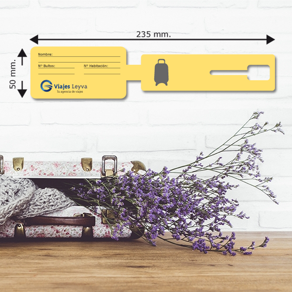 f2e938046 Lazos Identificadores de maletas - Improset.es