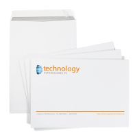 Sobres bolsa folio (22,9x32,4cm) impresos a 1 y 2 colores