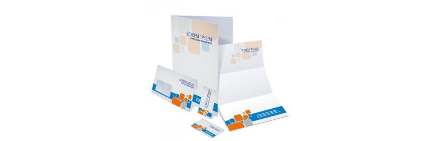 b0587930cfd48 Toda la papelería de su empresa con una imagen corporativa profesional